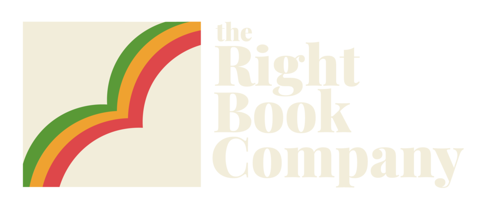 Right Book Company Logo Reversed