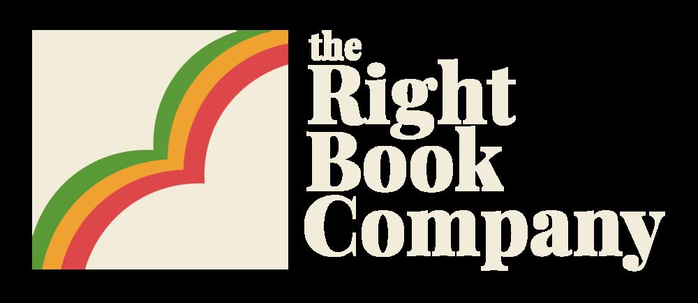 Right Book Company Logo Reversed