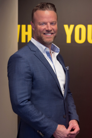 Jason Forrest, CEO of FPG