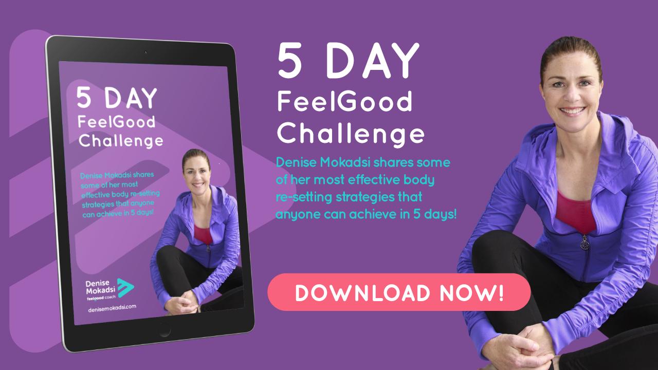 5 Day FeelGood Challenge