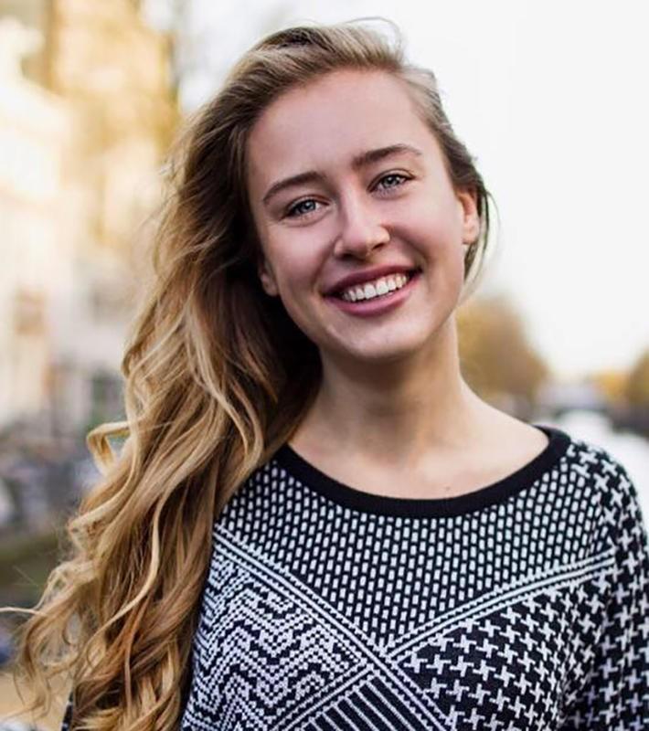 Eline Wildeboer, dietist