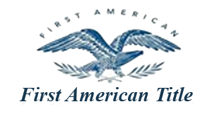 Brain-based time management: First American Title logo