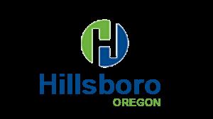 Brain-based time management: City of Hillsboro logo