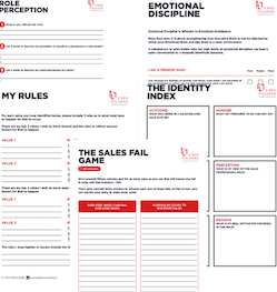 3 Red folders Academy - Quality Resources