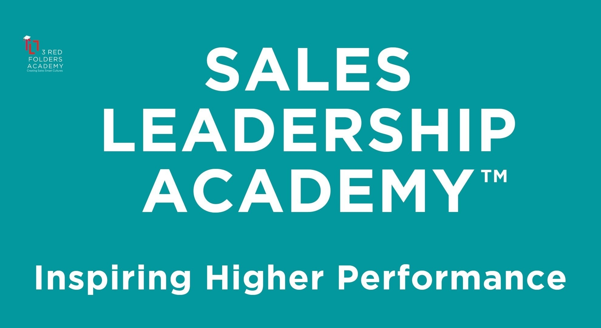 3 Red Folders Academy - Advancing the Consultative B2B Sale