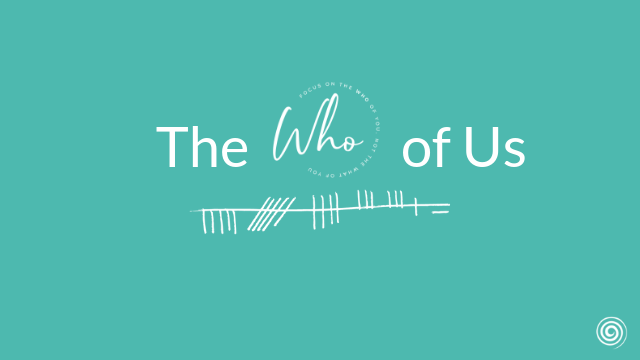 The Who of Us