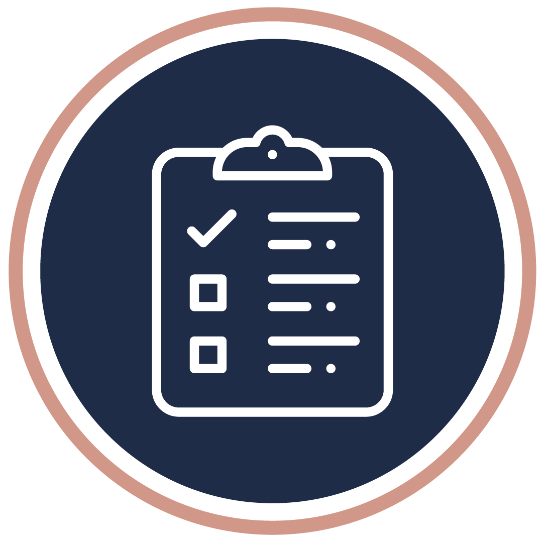 Clipboard showing to-do list