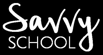 Savvy School Logo