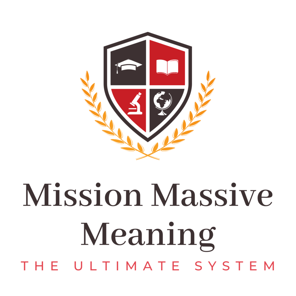 Mission Massive Meaning