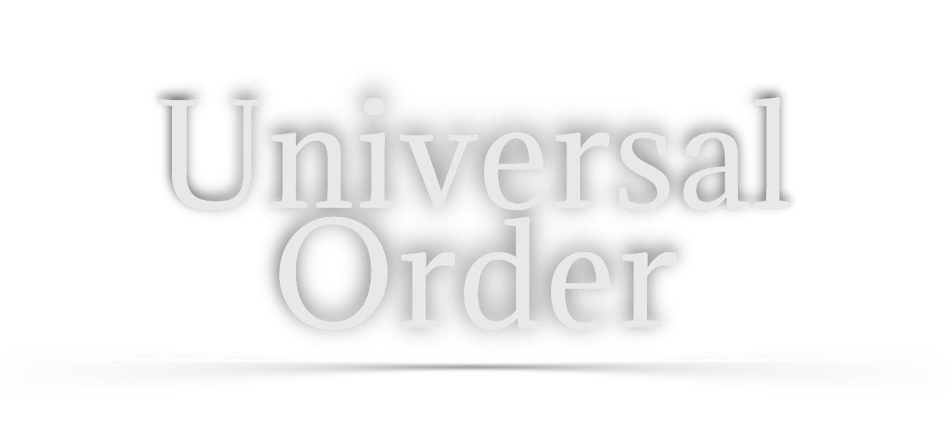 Universal Order Title