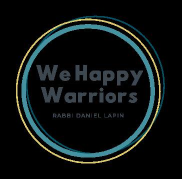 We Happy Warriors