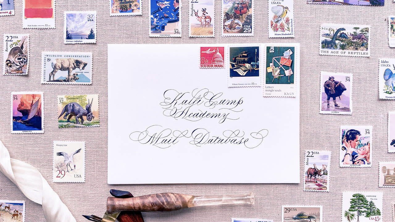 Snail Mail Database