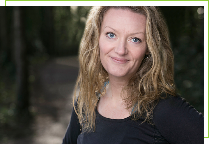 Helen Plass Pregnancy Yoga teacher and Active Birth Preparation teacher