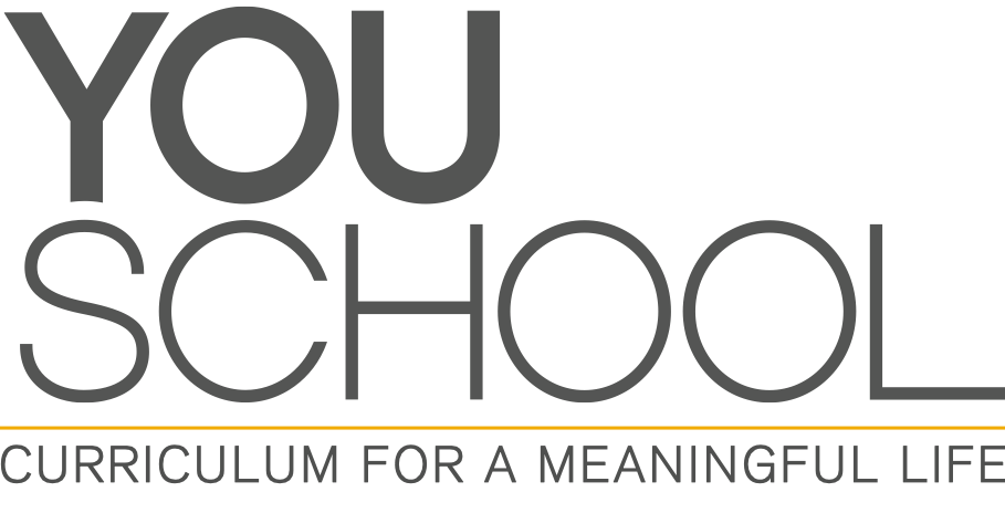 YouSchool Header Logo - Curriculum for a Meaningful Life