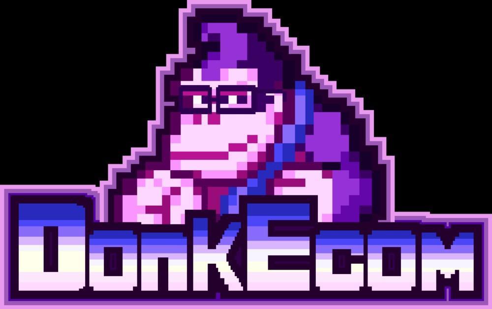 DonkEcom Free Dropshipping Course Logo