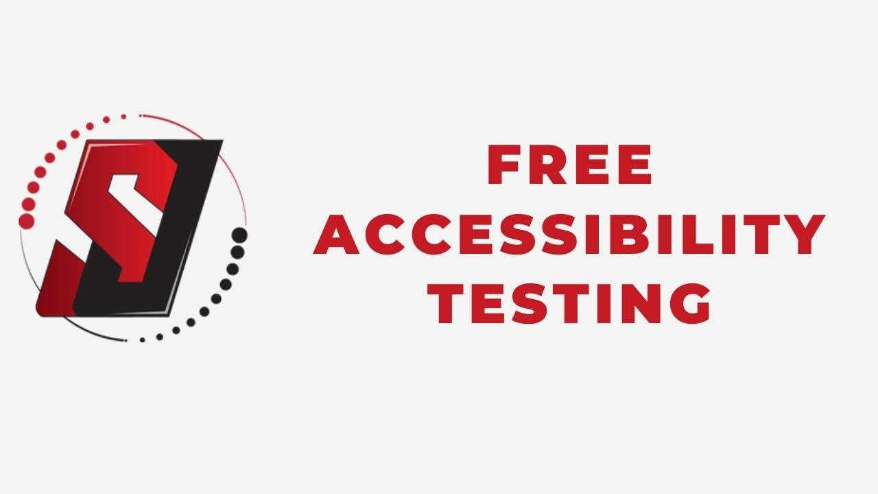 Free accessibility testing