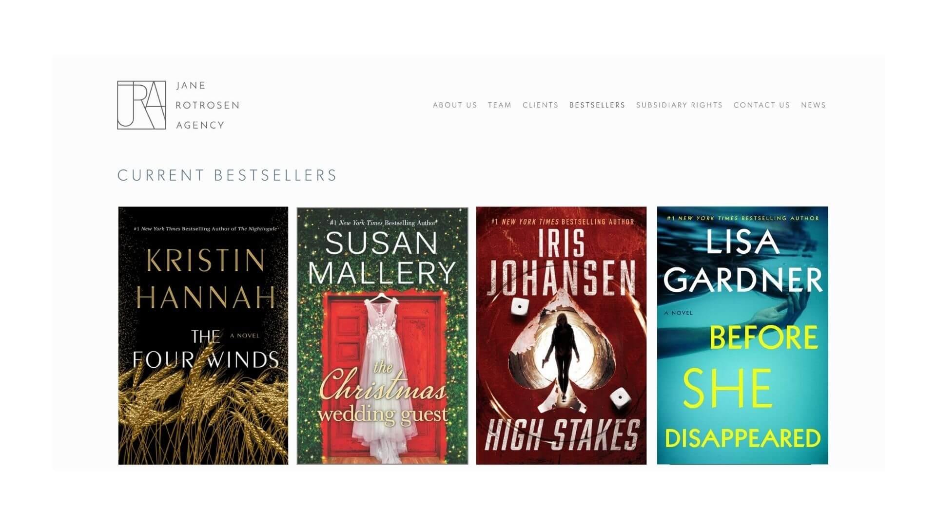 Jane Rotrosen Literary Agency