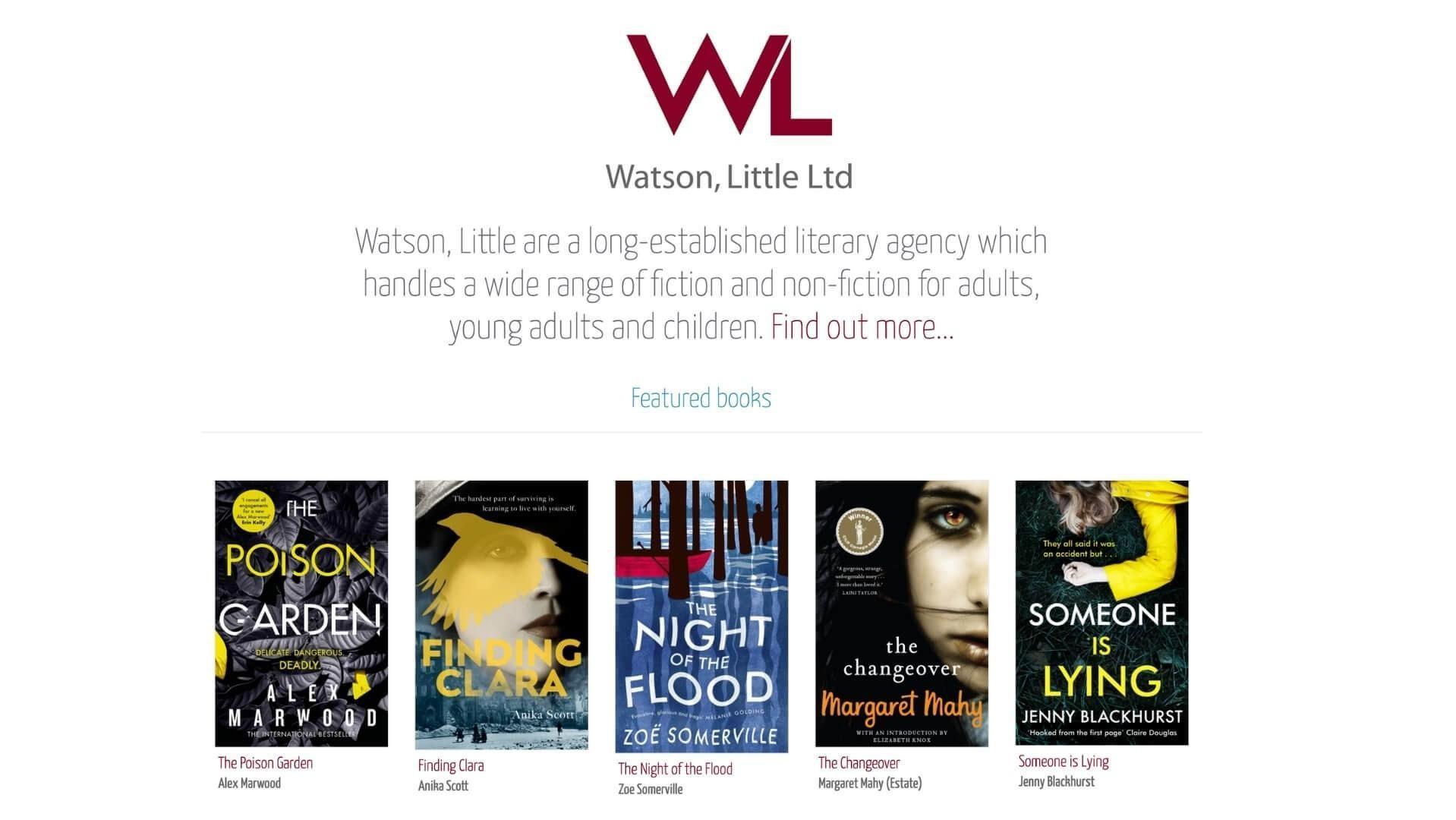 Watson Little Literary Agency