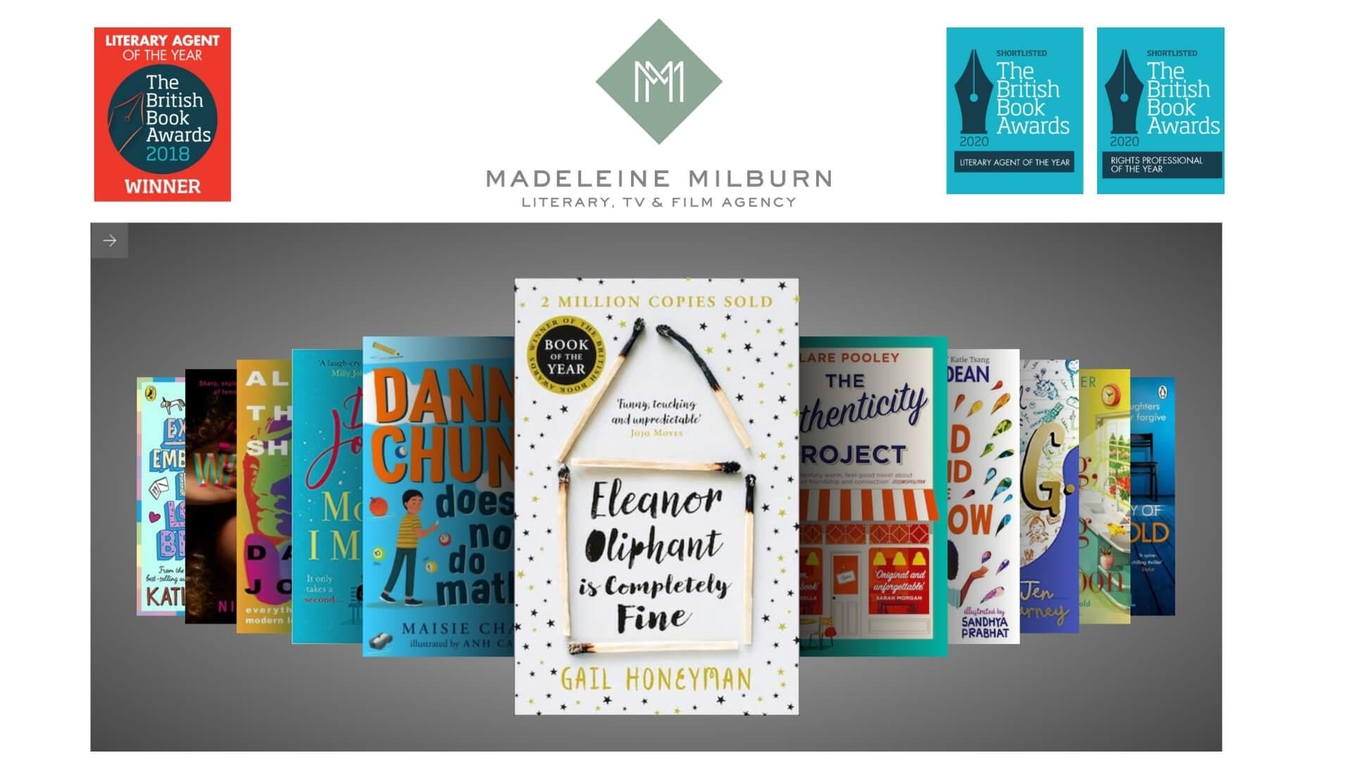 Madeleine Milburn Literary Agency