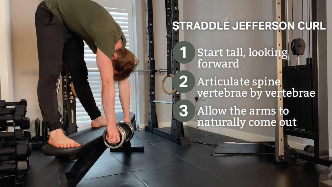 beginner side split training