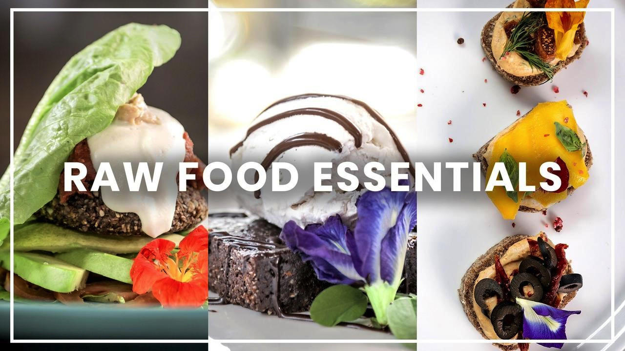 Raw Food Fundamentals Course