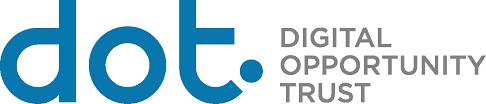 Logo for Digital Opportunity Trust