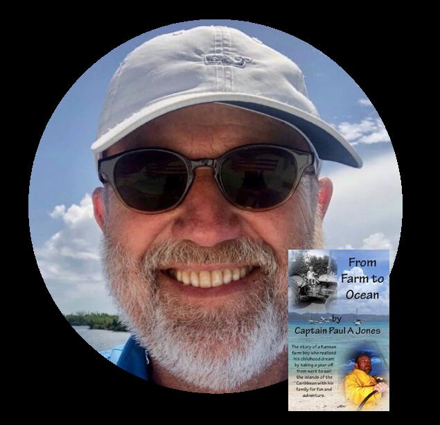 Captain Paul A Jones From Farm to Ocean