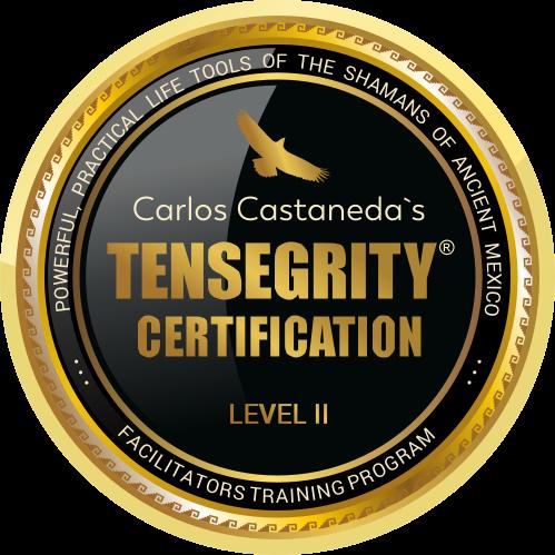 Carlos Castaneda Tensegrity Certification