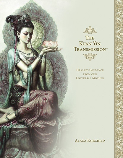 Kuan Yin Transmission Image of the Universal Mother