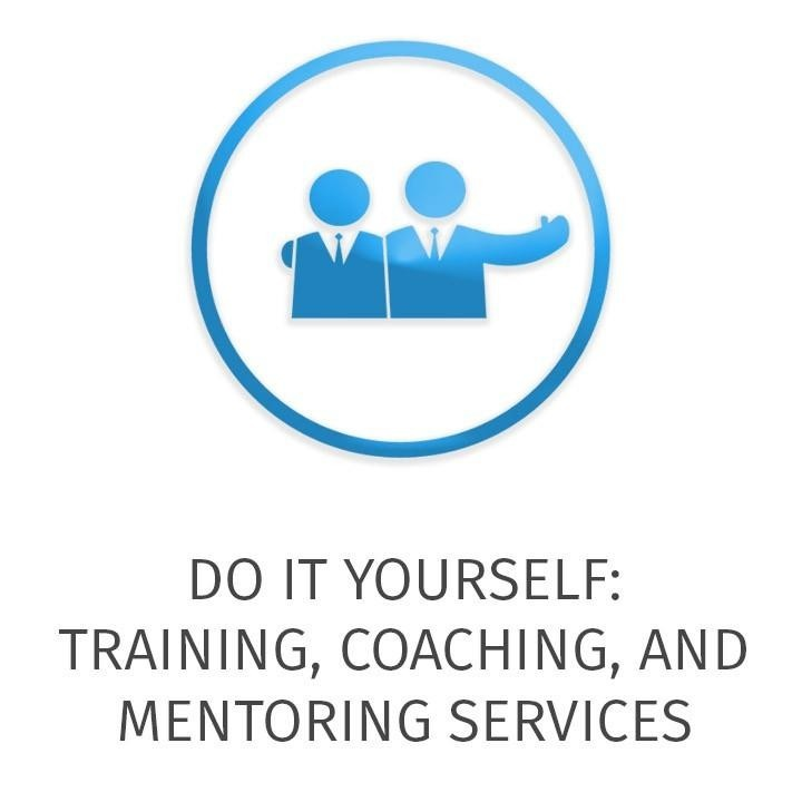Do it Yourself: Training, Coaching, and Mentoring Services