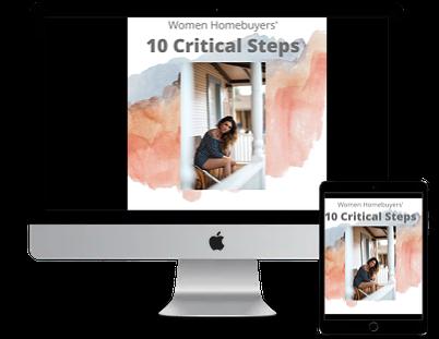 Women Homebuyers' 10 Critical Steps for Success