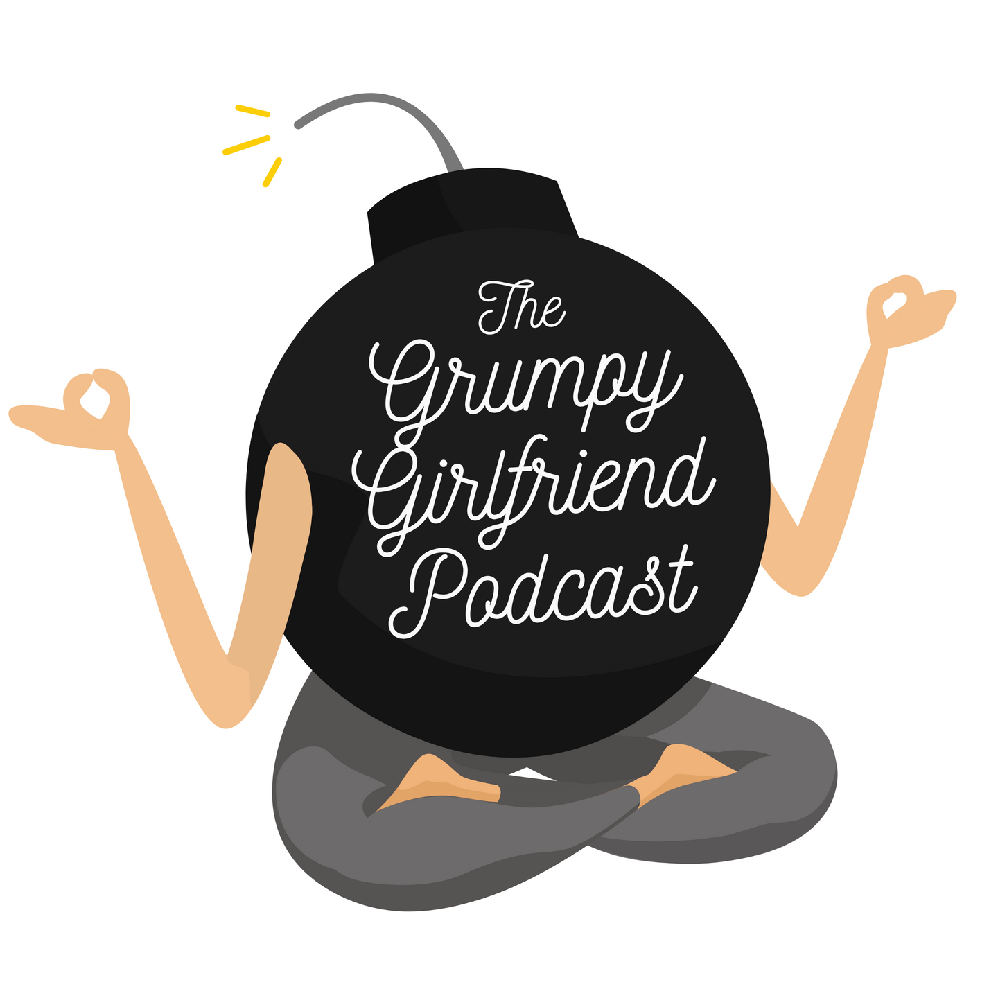 The Grumpy Girlfriend Podcast Cover Art