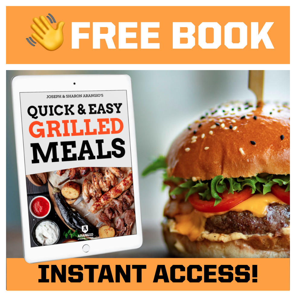 Quick & Easy Grilled Meals Book