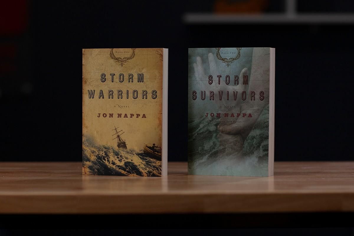 Storm Warriors/Storm Survivor Book Set