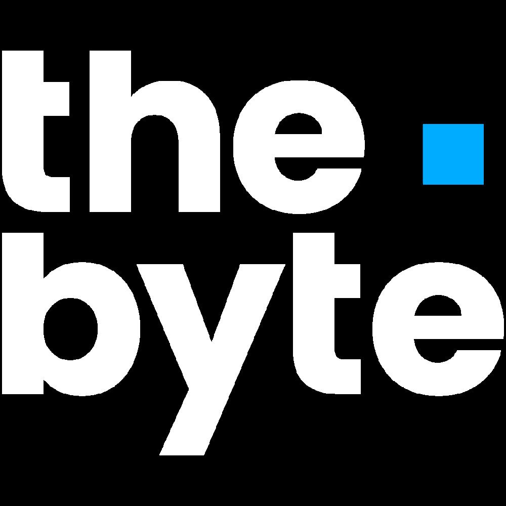 the byte logo