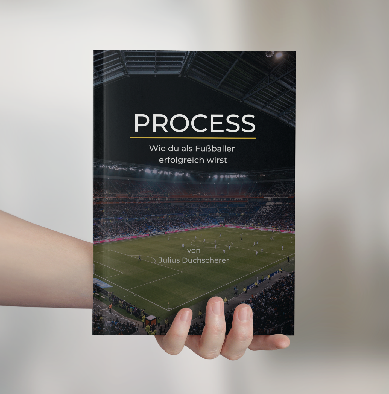 PROCESS - Wie du als Fußballer erfolgreich wirst