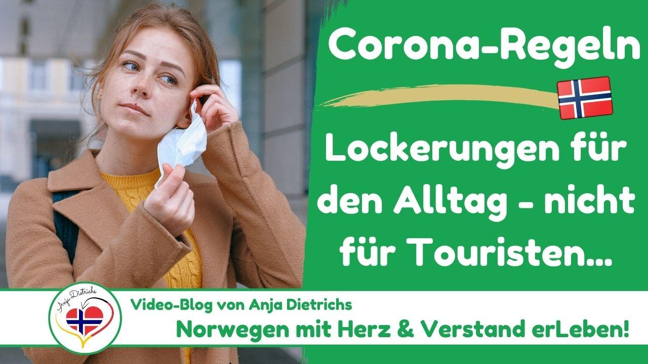 Videoblog vom 08.05.2020 - Corona in Norwegen, Teil 3