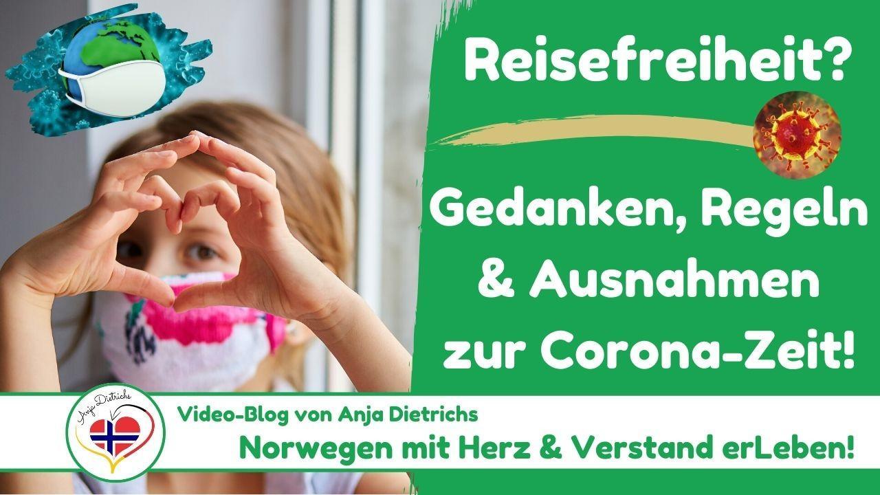 Videoblog vom 15.05.2020 - Corona in Norwegen, Teil 5