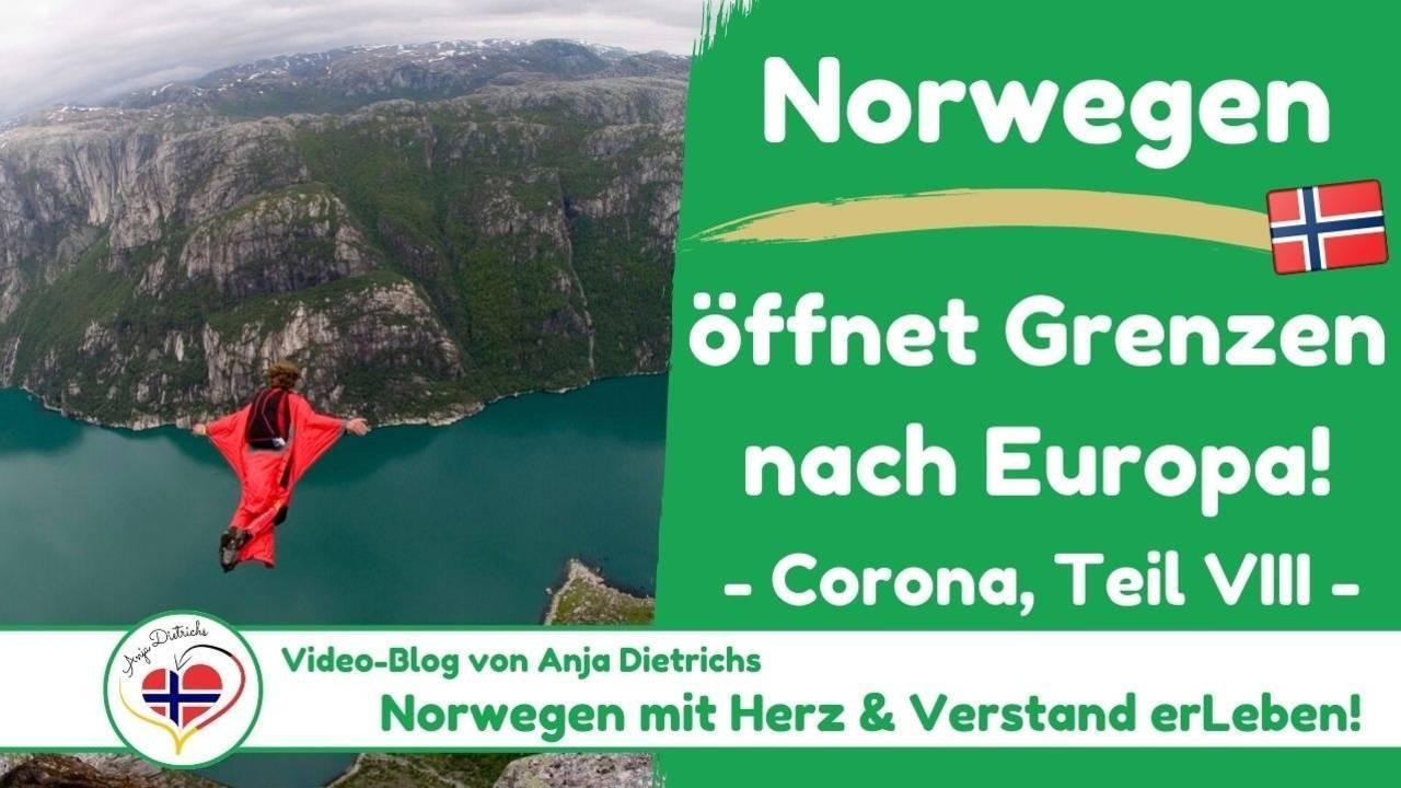 Videoblog vom 10.07.2020 - Corona in Norwegen, Teil 8