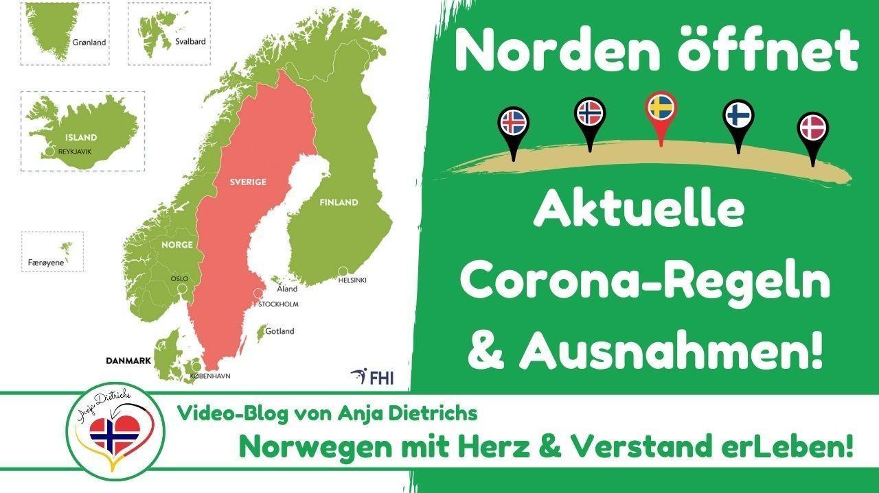 Videoblog vom 14.06.2020 - Corona in Norwegen, Teil 6