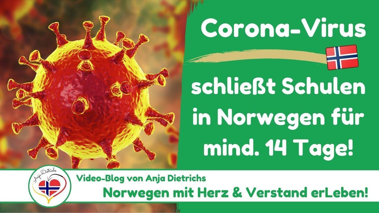 Videoblog vom 12.03.2020 - Corona in Norwegen, Teil 1