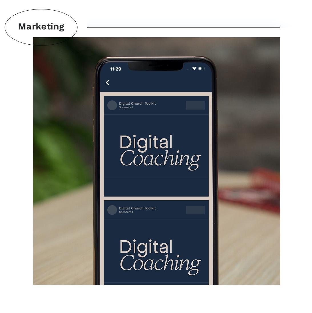Marketing Ads Strategy