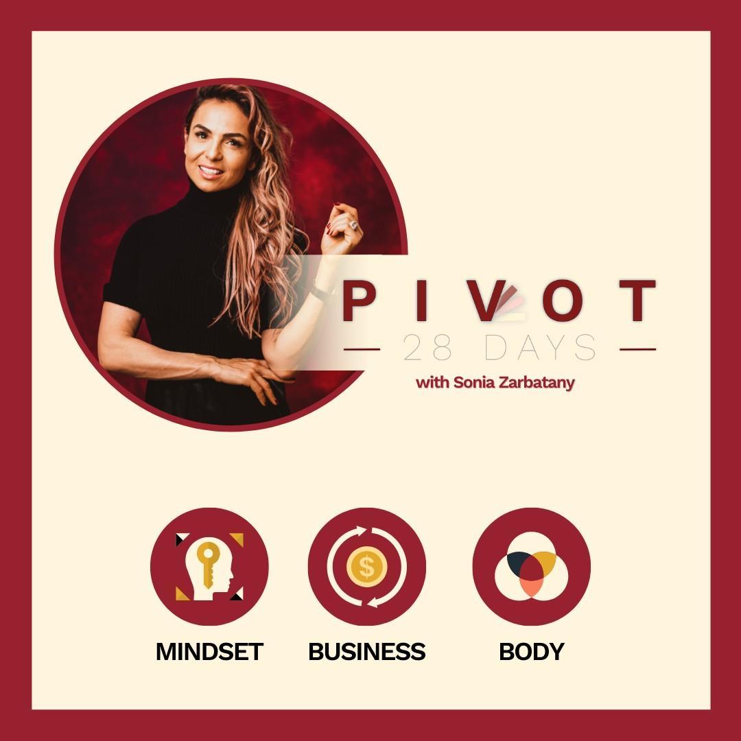 Coach Sonia pivot 28 challenge
