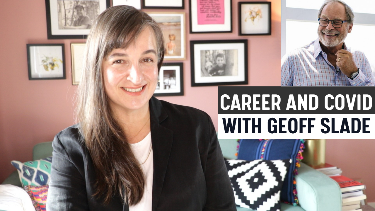 The Job Hunting Podcast Episode 52 with Geoff Slade
