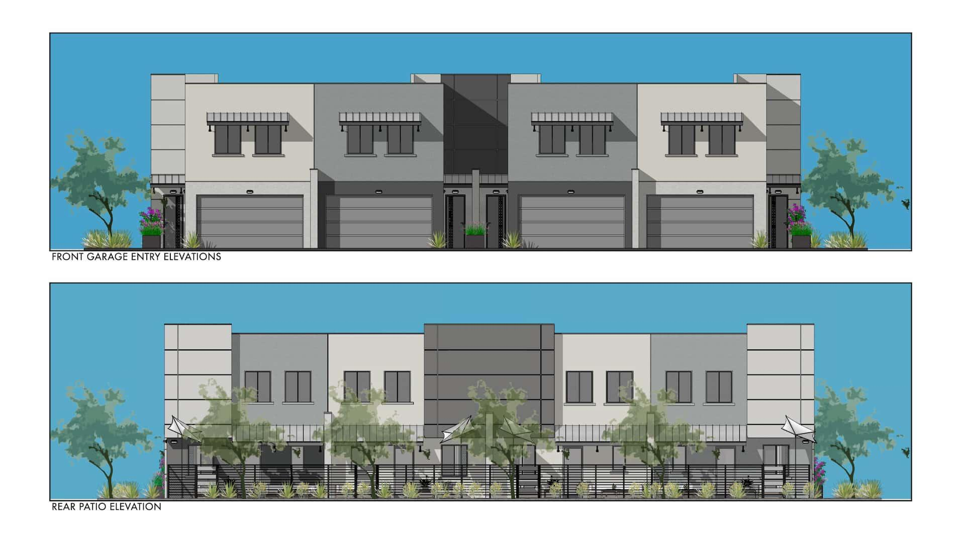 Project Rendering for 83rd & Thomas