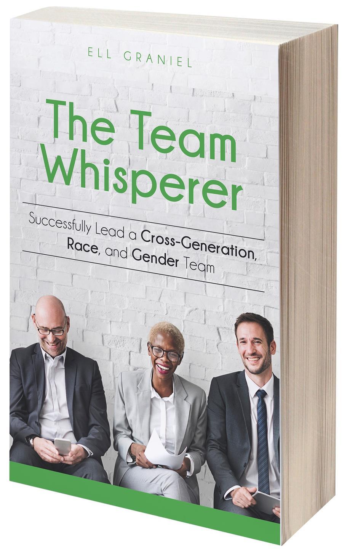 The Team Whisperer 3D book