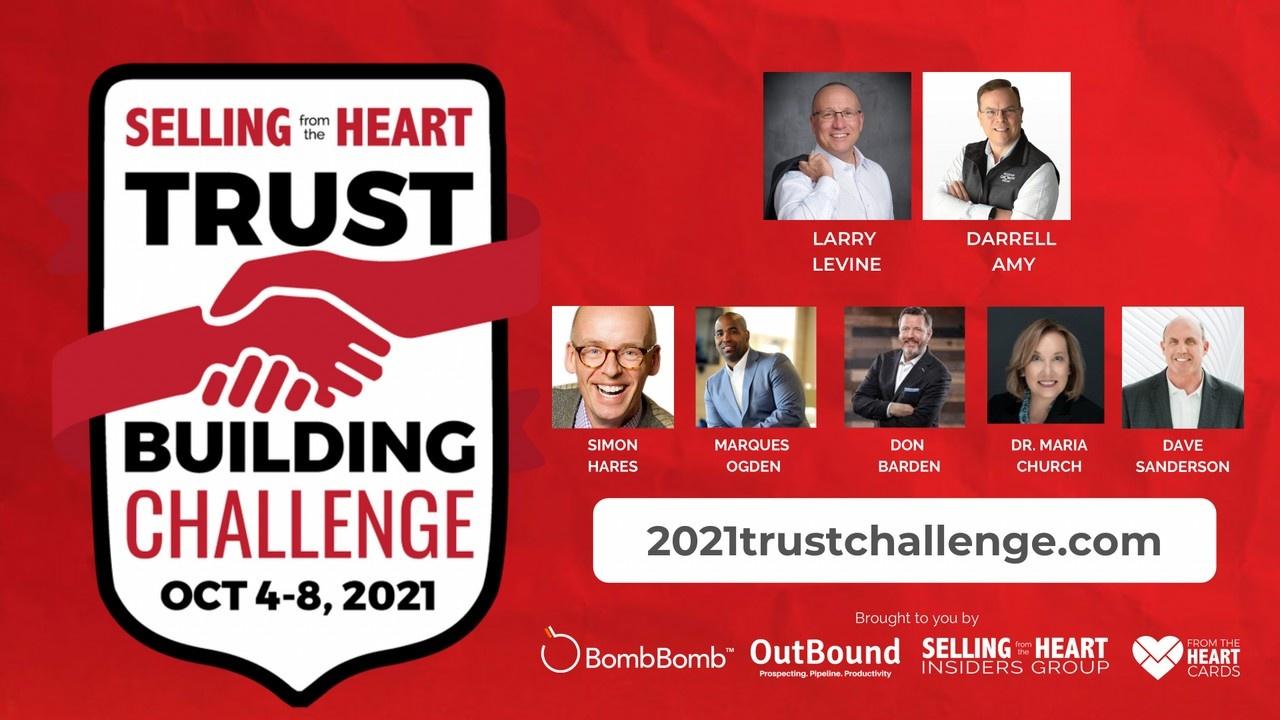 The 2021 Trust Building Challenge