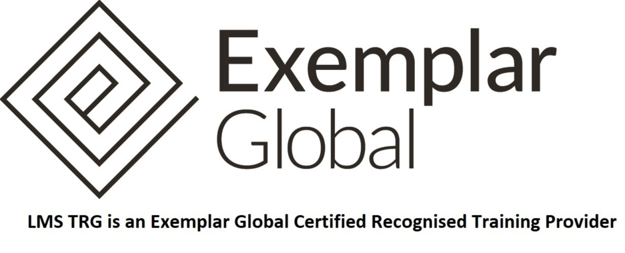 LMS TRG Exemplar Global Certified Provider