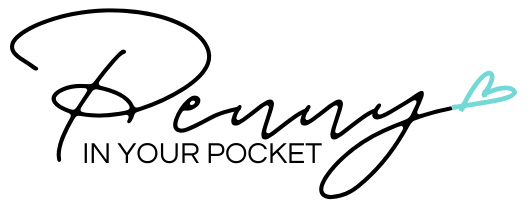 Logo of Penny In Your Pocket - Kajabi Website Designer
