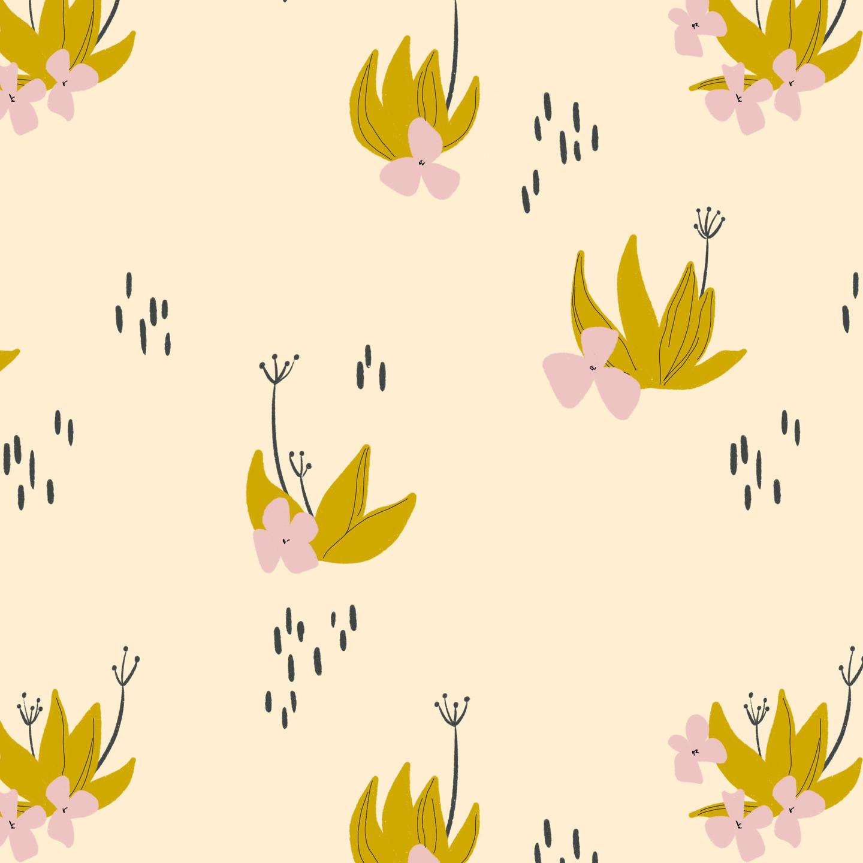 natural flower art